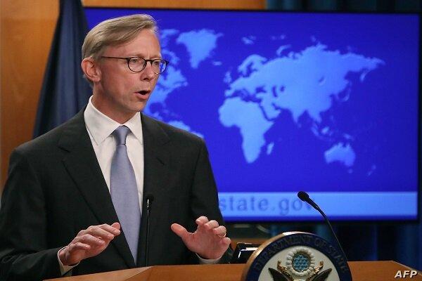 """""""برايان هوك"""" يلتقي المدير العام للوكالة الدولية للطاقة الذرية لمناقشة الملف الإيراني"""