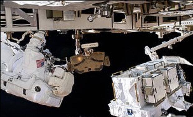 دومین پیاده روی فضایی در یک هفته انجام شد