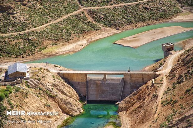 Visiting source of Iran's longest river