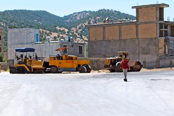 ضعف آب و فاضلاب دستگاه های راه و شهرسازی را در یاسوج خاموش کرد