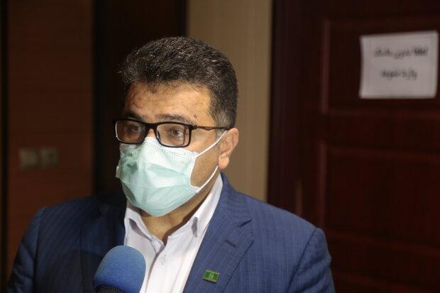 ۳۲۶ بیمار در بخشهای کرونایی استان بوشهر بستری هستند/ فوت ۶ نفر