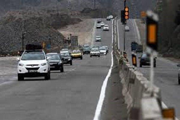 ترافیک خروجی شهرهای استان سمنان روان اما پرحجم است