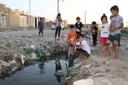 فاضلاب در کوچههای «دهاقان» جاری است/ سلامت مردم در خطر