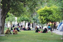 تجمع در بوستانهای تهران در روز طبیعت ممنوع است