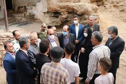 مشکلات بخش کوهین در شهرستان قزوین بررسی شد
