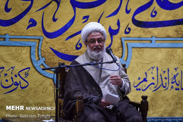 Birthday anniv. of Imam Reza (PBUH) marked in Tehran