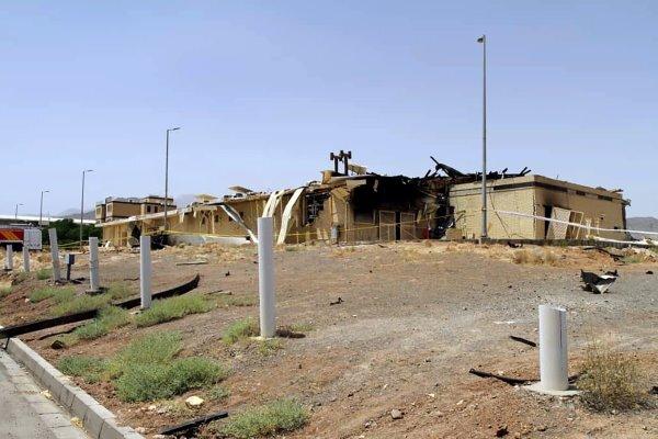İran: Natanz nükleer tesisindeki kazanın nedeni belli oldu