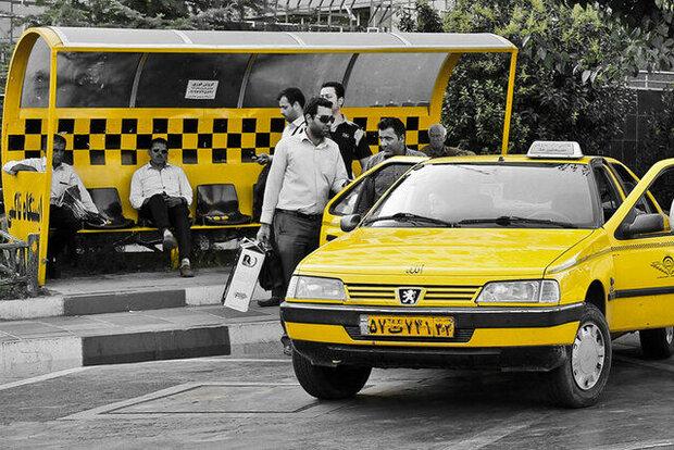 نرخ کرایه تاکسی در کرج ۲۵ درصد افزایش یافت