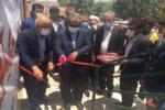 خانه عالم  روستای رادکان در تاکستان افتتاح شد
