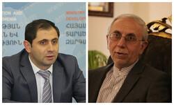 Iran, Armenia discuss expansion of ties