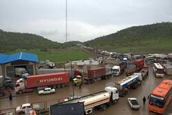 Exports via Kordestan customs top 1m tons in four months