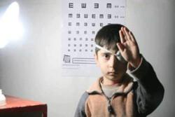 طرح پیشگیری از تنبلی چشم در مهریز آغاز شد