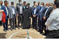 عملیات گاز رسانی به شهرک گلخانهای نودهک درتاکستان آغاز شد