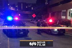 سیاٹل میں ایک ڈرائيور کا گاڑی کے ذریعہ مظاہرین پر حملہ