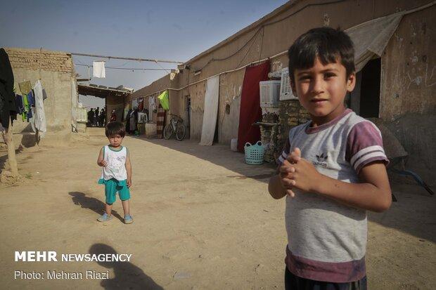 برگزاری جشن میلاد امام رضا برای کودکان مناطق محروم