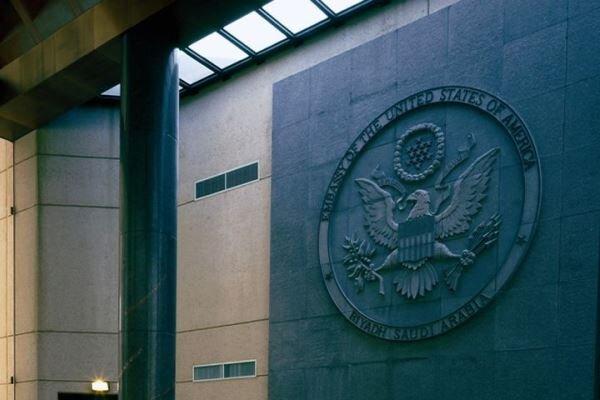 السفارة الأمريكية في الرياض تعلق على العمليات اليمنية في العمق السعودي