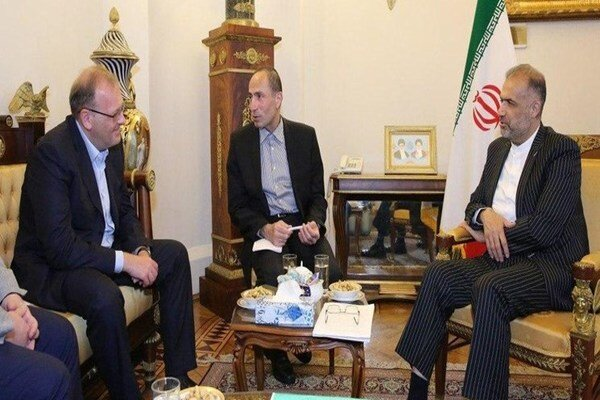 Iran, Russia seeking to expand energy coop.