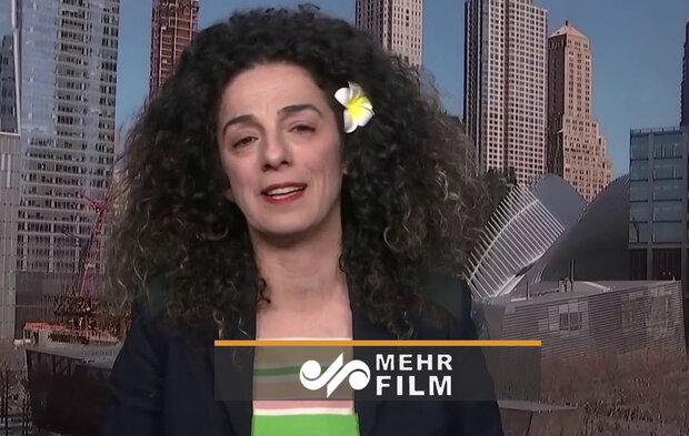 مسیح علینژاد و حجاب زنان ایرانی