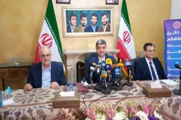 """""""إيران"""" ستبقى دائماً إلى جانب """"لبنان""""حكومةً وشعباً"""