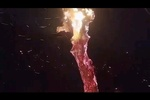 آتش از کالبد درختان جنگل های باشت کهگیلویه و بویراحمد جان می گیرد