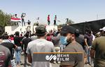 Bağdat'ta Suudi Arabistan karşıtı protesto gösterisi yapıldı