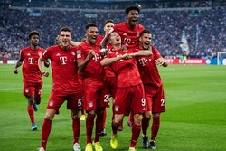 Almanya Kupası'nda şampiyon Bayern Münih