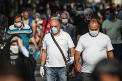 ایران میں سب کے لئے ماسک کا استعمال لازمی