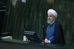 """مشروع طرح الاسئلة على """"روحاني"""" سيقدم لرئاسة البرلمان يوم الاربعاء"""