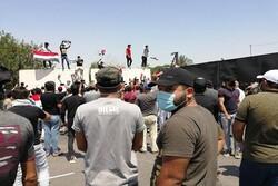 Suudi gazetesinin Ayetullah Sistani'ye karşı hakareti Irak'ta protesto edildi