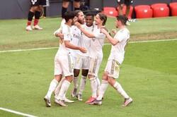 برد رئال مادرید مقابل اتلتیک بیلبائو با پنالتی راموس
