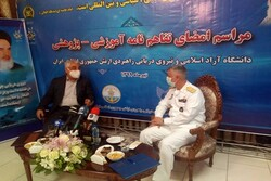 Iran's Navy seeking development of maritime civilization