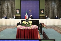 Pres. Rouhani stresses need for constructive coop. with Parl.