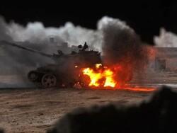 لیبیا میں سعودی عرب کے حمایت یافتہ فوجیوں نے ترکی کے ہوائی اڈے کو تباہ کردیا