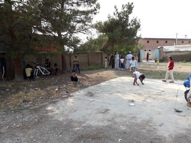 مدرسه «ابوحنیفه» در انتظار کلنگ زنی/ مسئولان به وعده ها عمل کنند