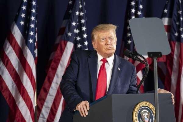 امریکی صدر ٹرمپ کے معاون ٹریفک حادثے کا شکار