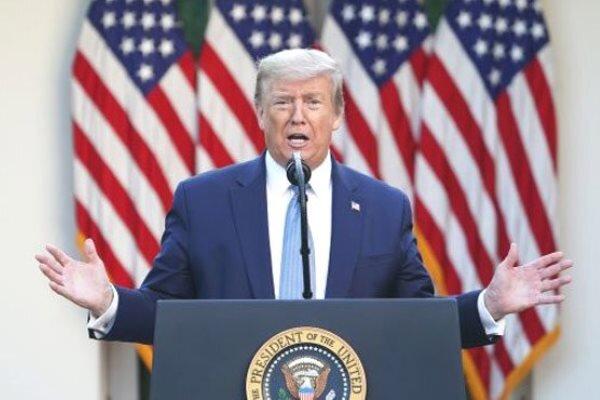 ترامپ آمریکا را رسما از سازمان بهداشت جهانی خارج کرد
