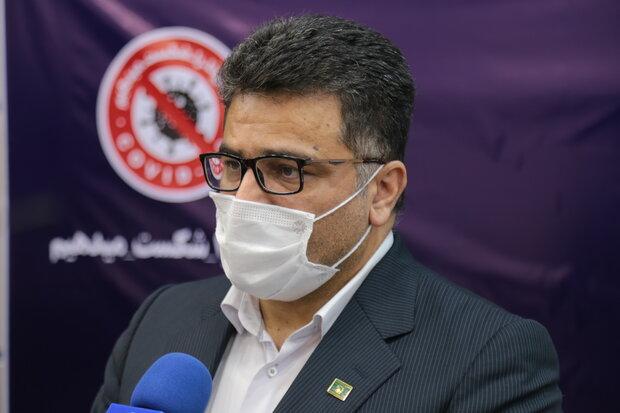 بستری و مرگومیر کرونا در استان بوشهر کاهش یافت