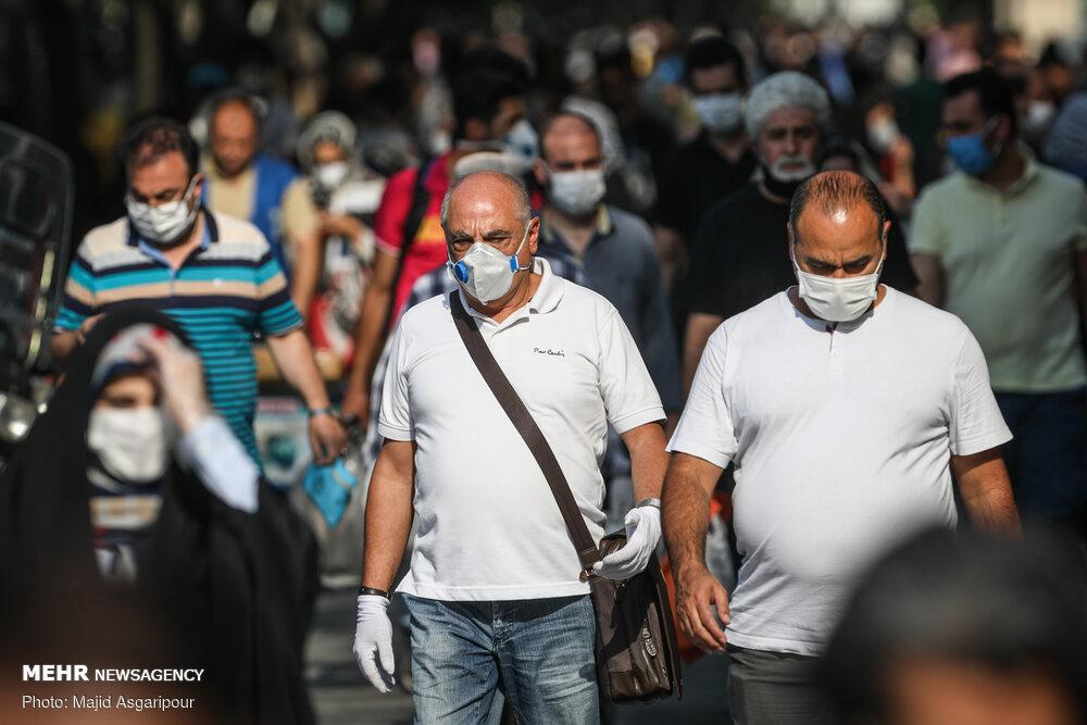 چند درصد مردم ماسک بزنند کرونا مهار می شود/ ویروس ضعیف نشده است