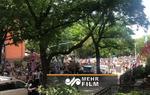 اعتراضات گسترده علیه دولت آمریکا در نیویورک