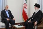 Leader voices Iran's full support for Palestine