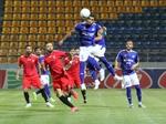 دیدار تیمهای فوتبال گلگهر سیرجان و شهر خودروی مشهد
