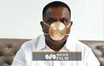 استفاده یک هندی از ماسک ۷۲میلیون تومانی!