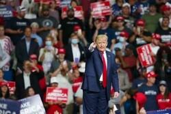ترامپ دومین گردهمایی انتخاباتی خود را در نیوهمپشایر برگزار می کند