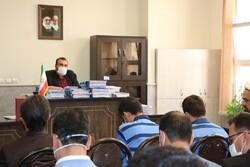دومین جلسه رسیدگی به پرونده مسئولین سابق شهر صدرا برگزار شد