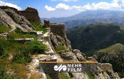VIDEO: Historical fort in Iran's Arasbaran forests