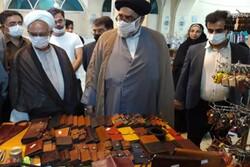 ساختمان قرارگاه جهادی مصلای ورامین افتتاح شد