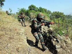 بھارتی فوج کی کنٹرول لائن پر فائرنگ سے 2 پاکستانی فوجی ہلاک