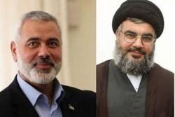 Hamas'tan Hizbullah Hareketi'ne birlikte hareket etme çağrısı