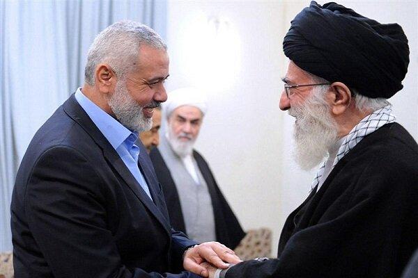 إيران لن تدّخر جهداً لدعم الشعب الفلسطيني