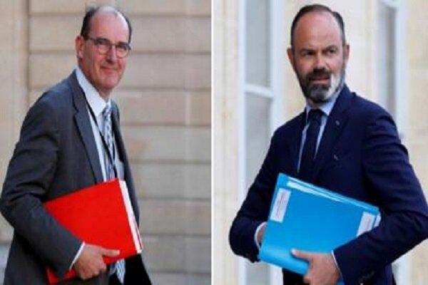 دولت جدید فرانسه امروز معرفی می شود